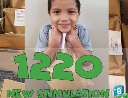 B4G Stimulation Pack: Parent Feedback